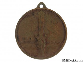 WWII 5th Army Expeditionary Force in Italy Medal