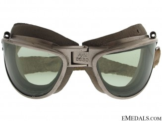 WWII Air Force A-N6530 Aviator's Goggles