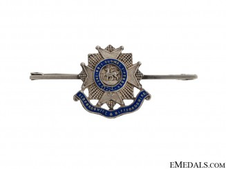 WWII Bedfordshire & Hertfordshire Pin