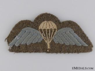 WWII British Parachute Regiment Wing