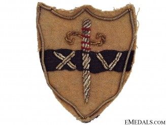 WWII Fourteenth Army Patch