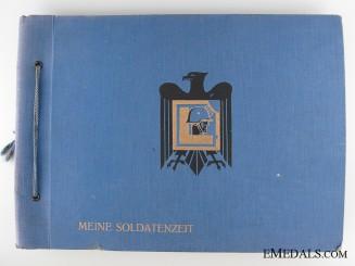WWII German Army Photo Album