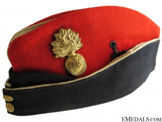 WWII Les Fusiliers Mont-Royal Side Cap