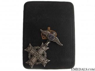 WWII Memorial Cross - RCAF
