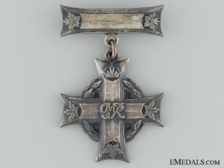 WWII Memorial Cross to Leading Aircraftman Stewart McEwen RCAF