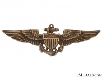 WWII Naval Aviator Wings