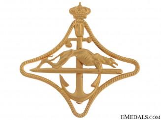 WWII Navy Flottiglia Mas Badge