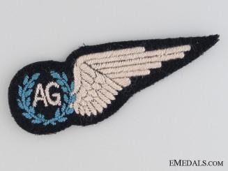 WWII RAAF Air Gunner's Wing