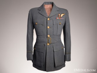 WWII RCAF Bombadier Battle Tunic