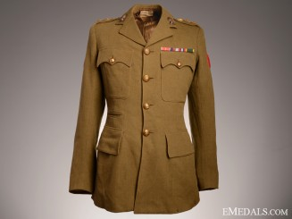 WWII Royal Artillery 2nd Lieutenant Tunic