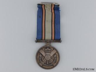WWII St. Andrew's Society of Philadelphia Service Medal