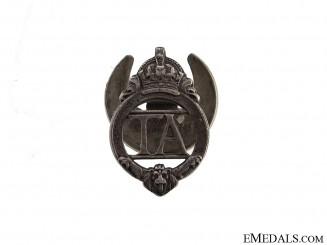 """WWII Territorial Army """"TA"""" Badge"""