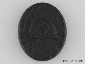 WWII Wound Badge - Black Grade