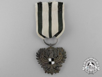 A Prussian House Order of Hohenzollern; Eagle Decoration
