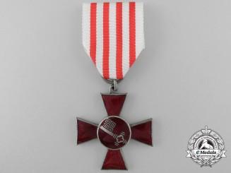 A Bremen Hanseaten Cross