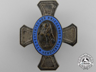 A Bavarian War Veterans Organization Federal Honour Cross
