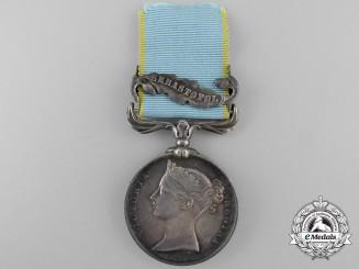 A Crimea Medal 1854-1856; Sebastopol