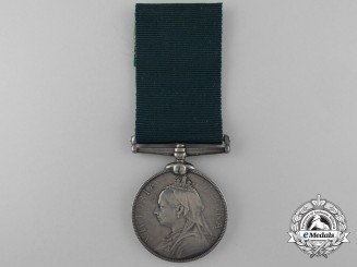 A Volunteer Long Service Medal