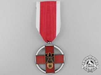 A German Red Cross Medal