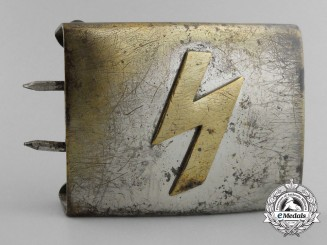 A German Youth (Deustches Jugend) Belt Buckle; Published Example