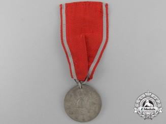A Turkish Liyakat Medal (Liyakat Madalyasi)