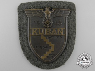 A Mint Army Issued Kuban Shield