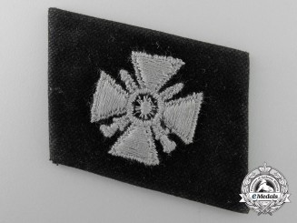 A Collar Tab of the 29th. Waffen-SS Grenadier Division