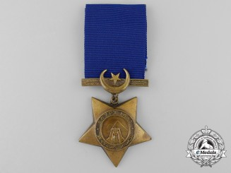A Khedive's Star to Puckally Kothen Dapany, Queen`s Own Sappers and Miners