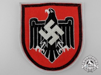 Germany, Olympics. A 1936 Breast Insignia for the German Olympic Team