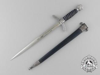 A Miniature First Model Luftwaffe Dagger