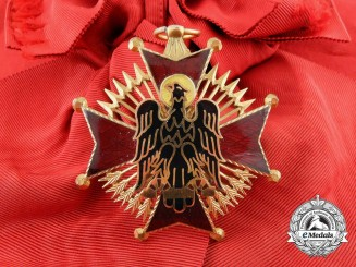 Spain, Franco Period. An Order of Cisneros, Grand Cross c.1965