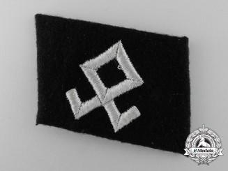 A 7.SS-Freiwilligen-Gebirgs-Division Prinz Eugen; EM/NCO's Collar Tab