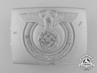 Germany. An SA-Wehrmannschaften Personnel Belt Buckle