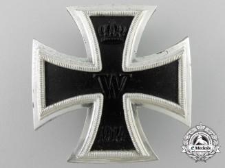 A Mint Iron Cross First Class 1914 by Wilhelm Deumer, Lüdenscheid