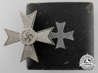 A War Merit Cross 1st Class by Steinhauer & Lück with Case