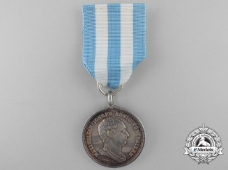 A Scarce Civil Merit Medal to the Order of the Bavarian Crown