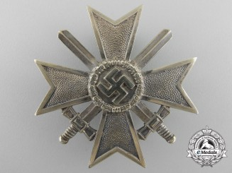A War Merit Cross First Class with Swords by Friedrich Orth, Wien