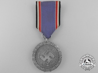 A Luftwaffe Air Defense Honor Decoration 2nd Class