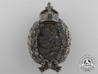 A Prussian Pilot's Badge; Prinzen Size by Carl Dilenius
