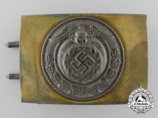 An NSDAP Youth (NSDAP Jugend) Belt Buckle