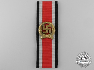 An Army Honor Roll Clasp