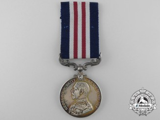 A Military Medal to the 56th Field Company; R.E. 1916