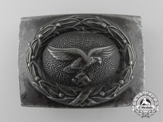 A Luftwaffe Enlisted Belt Buckle