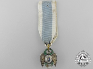 A Rare Miniature Society of the Cincinnati Eagle Medal