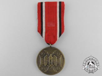 A Very Rare 1939-40 German Commemorative War Medal