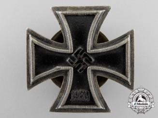 An Iron Cross First Class 1939 by Ferdinand Wiedmann