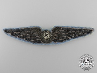 A Scarce SA-Flight Badge (SA-Fliegerabzeichen)