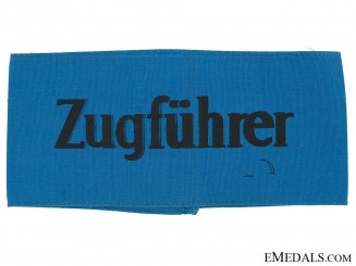 Zugführer Platoon Leader Armband