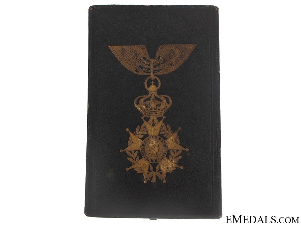 Legion of Honour Case - c. 1850