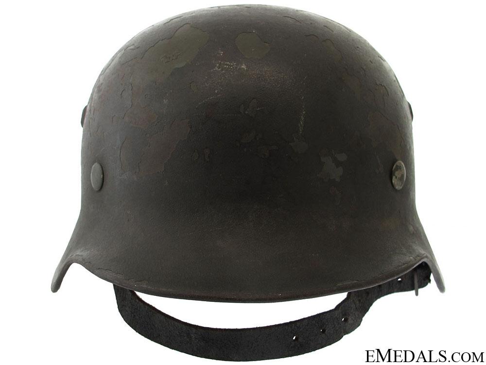 M35 Single Decal Combat Helmet